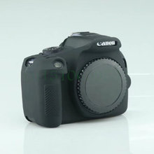Frete grátis Preto SLR Saco Da Câmera Saco Da Câmera Leve Case Capa para Câmera DSLR Da Canon 1300D
