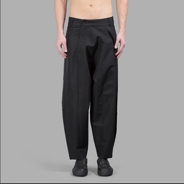 Costumes Nine-Pants Stylist Designer GD Men's Fashion Plus-Size NEW Deconstruct To Hair