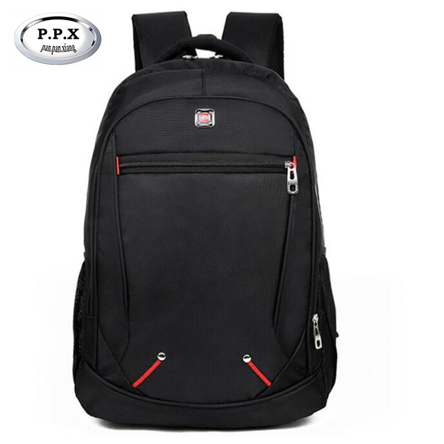 f5a6f762f454 New 2018 Men Women Backpacks Business Male Laptop Backpack College School  Bags Travel Rucksack Famous Design Backpack A893
