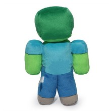 Minecraft Style Green Plush Toy