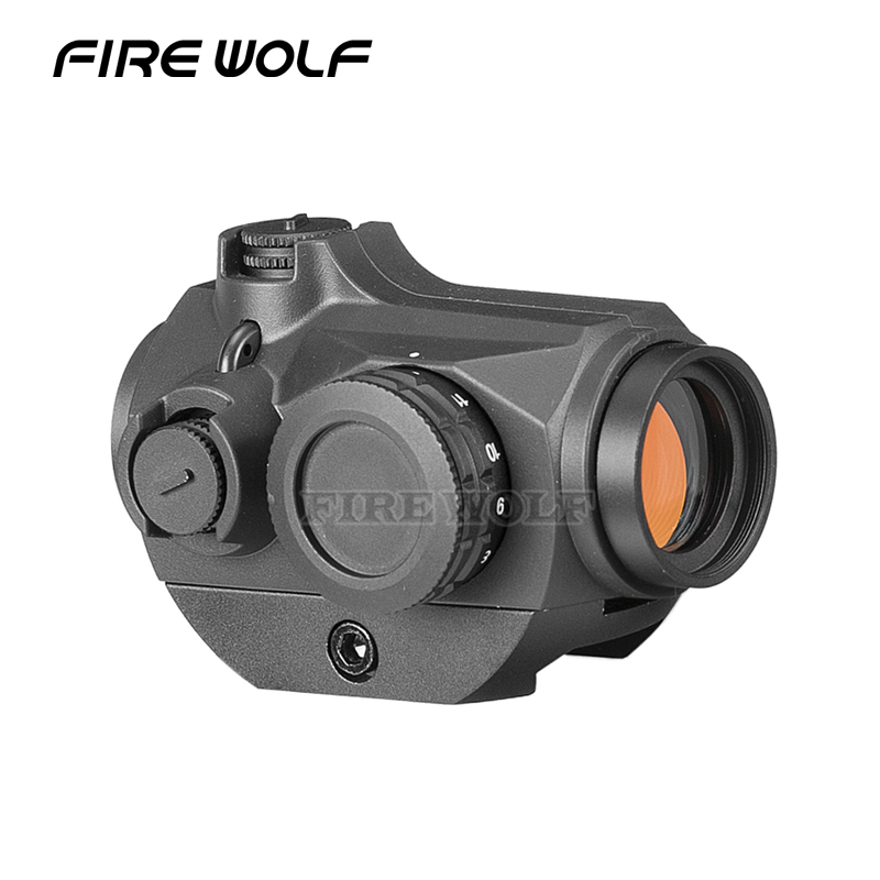 1x20 Durable Structure Parallex Free Red Dot Sight With 5.56/7.62 Recoil For Hunting  Ak 47 Scope Mounts&accessories