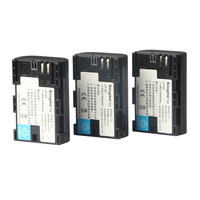 LP E6 Digital Li Ion Batteries LP E6 LPE6 Camera Rechargeable Battery Pack EOS 5D2 5D3