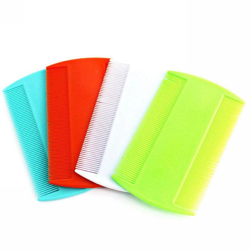 double sided head lice comb protable
