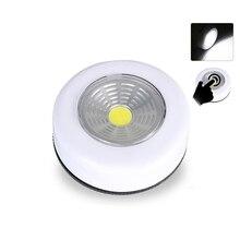 COB сенсорный свет светится в темноте светящийся светодиодный ультра яркость нажмите кнопку кухонное украшение для дома освещение светящиеся Детские игрушки Подарки