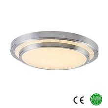 Luces de techo LED Dia 350mm, de aluminio de Acrílico de Alto brillo 220 V 230 V 240 V, blanco Caliente/blanco frío 15 W 20 W 30 W Llevó La Lámpara