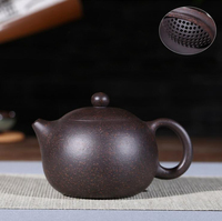 Purple Sand Kettle Yixing Ore Purple Clay Teapot 210 Ml Of Old Beauty Manufacturers Direct Ball