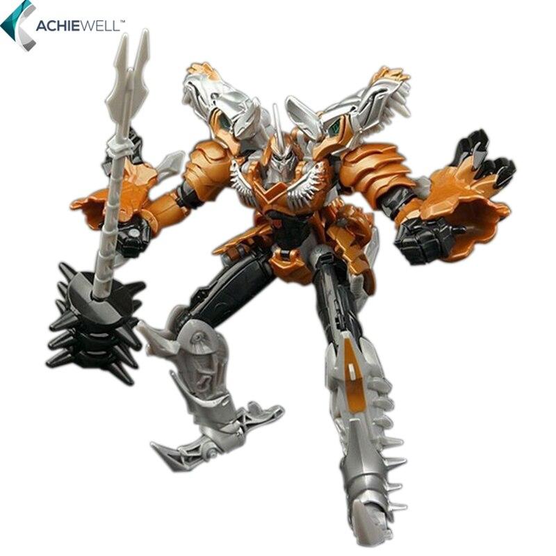 New dinobots grimlock edition genuine dinosaur robot model