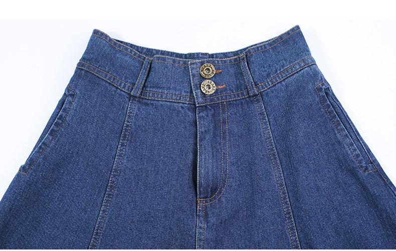 denim skirt (2)