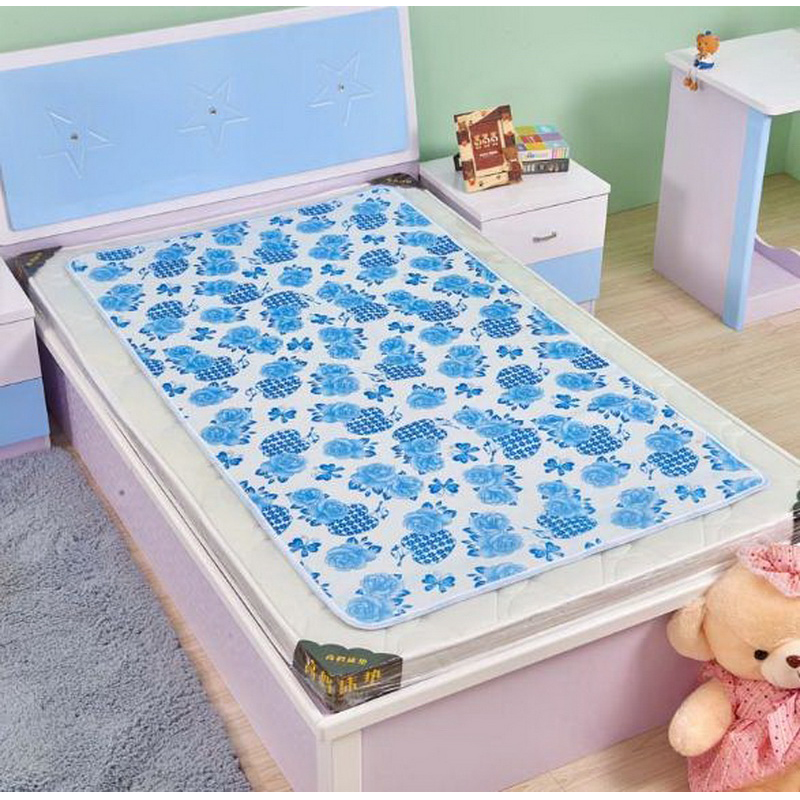 110604/Electric blanket thermostat waterproof single electric mattress dorm student <font><b>bed</b></font> heating blanket beauty/Random Color