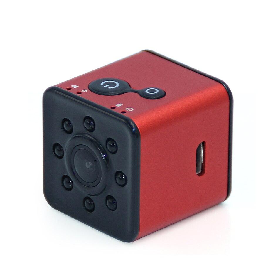 SQ8 SQ13 Full HD mini cámara cam 1080 p video 155 de la visión nocturna de la Cámara Micro cámaras de acción grabadora DVR videocámara SQ 13