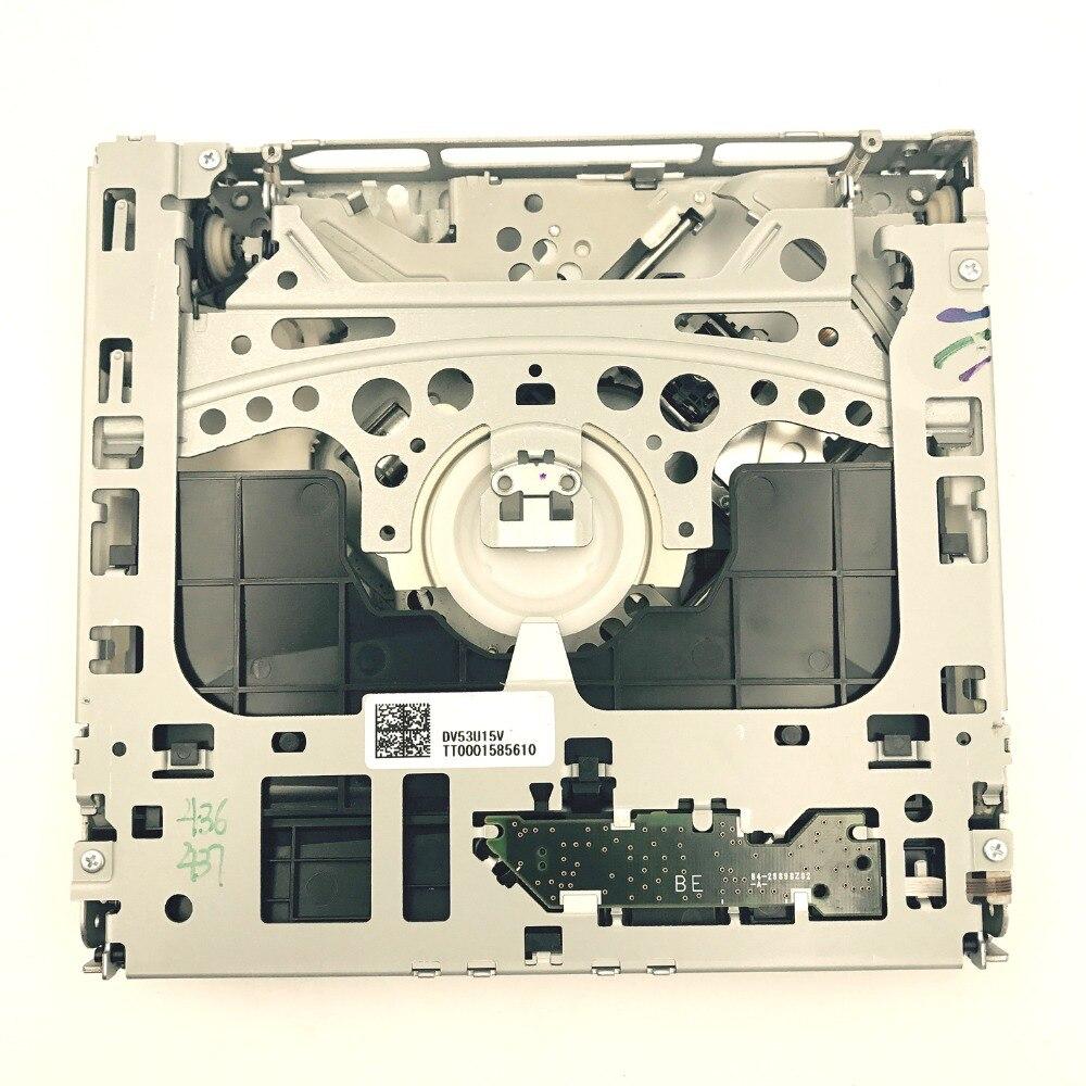 Original nuevo DV53U15V DV53U15 Mecanismo de DVD de un solo - Electrónica del Automóvil