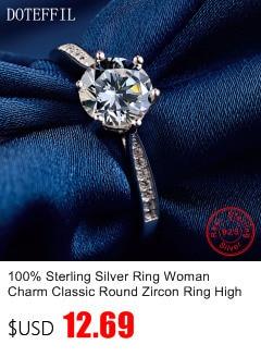 Женские серьги подвески doteffil из стерлингового серебра 925