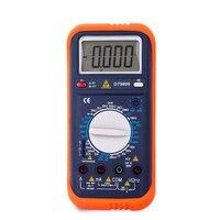 200mV 1000V DC/AC Voltmeter Digital Ammeter Multimeter ESR Tester Current Voltage Indicator Meter Transistor Measurement 20KHz