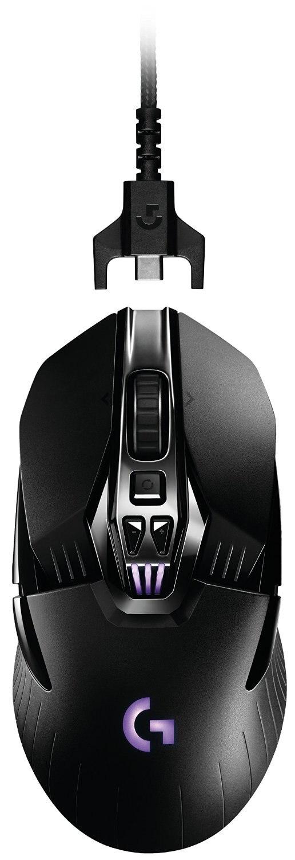 все цены на Logitech G900 Chaos Spectrum Professional Grade Wired/Wireless Gaming Mouse онлайн