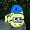 IVI One Size 3D Winter Warm slippers Despicable Me Slippers Minion Stewart Figure Shoes Plush Toy Home Slipper