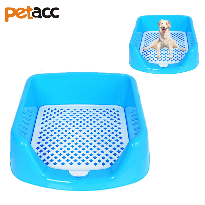 Petacc Высокое качество Практические собака закрытый Туалет прочные ПЭТ Обучение Туалет  ...