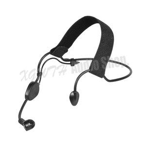 Image 2 - Headset Condenser ME3 Microphone Headworn Mic For AKG Shure Senheiser Audio Technica Wireless Bodypack Transmitter System