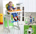 Free Shippingl Baby Meal Chair Multifunctional Portable Comfortable Safe Adjustable Dining Chair For 6 Month - 6 Years Old Baby