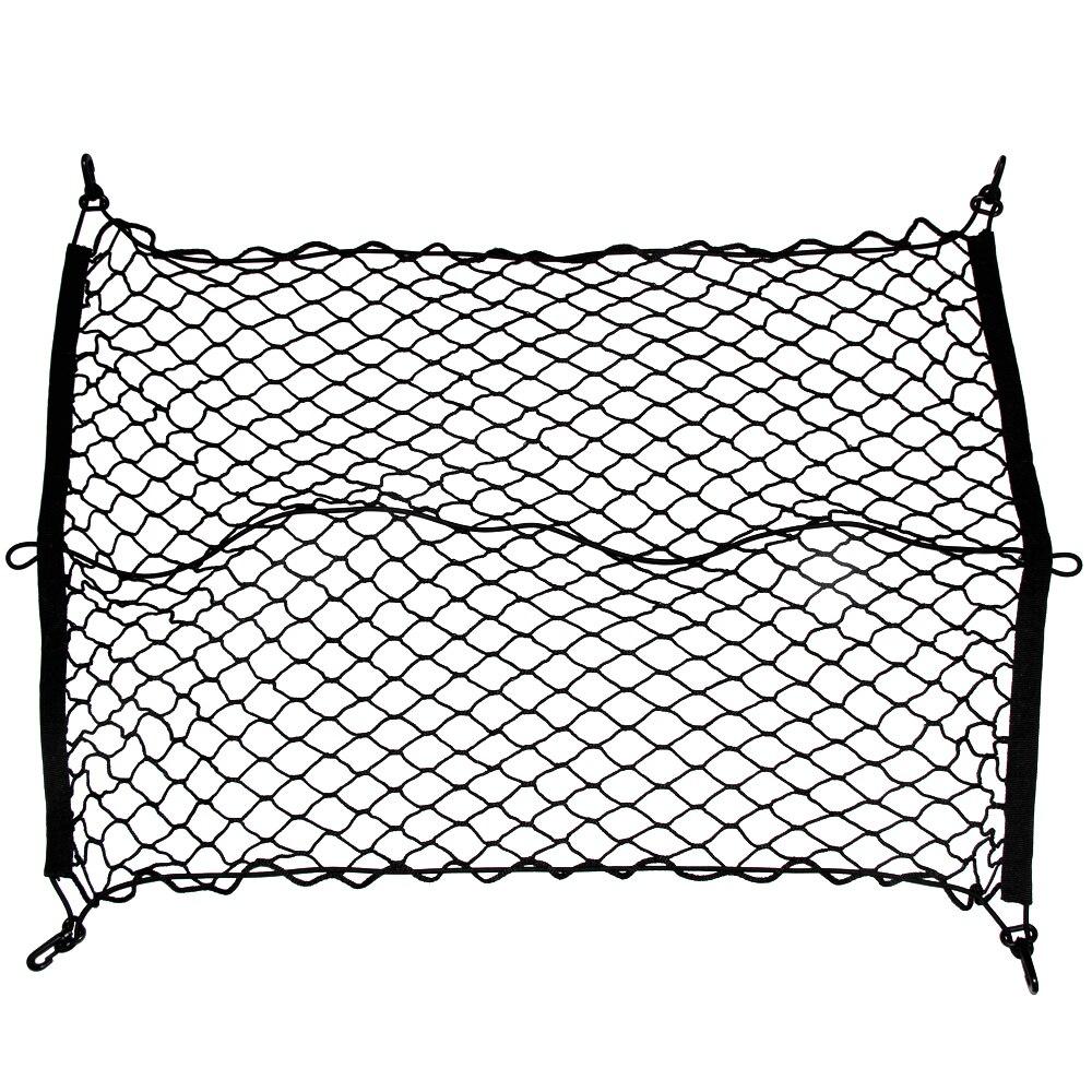Rear Trunk Envelope Floor Style Cargo Net Fit For Skoda
