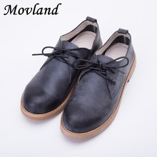 Hot sale,The fall of 2016 new retro classic simplicity with the top layer Genuine leather shoes handmade low shallow mouth shoes