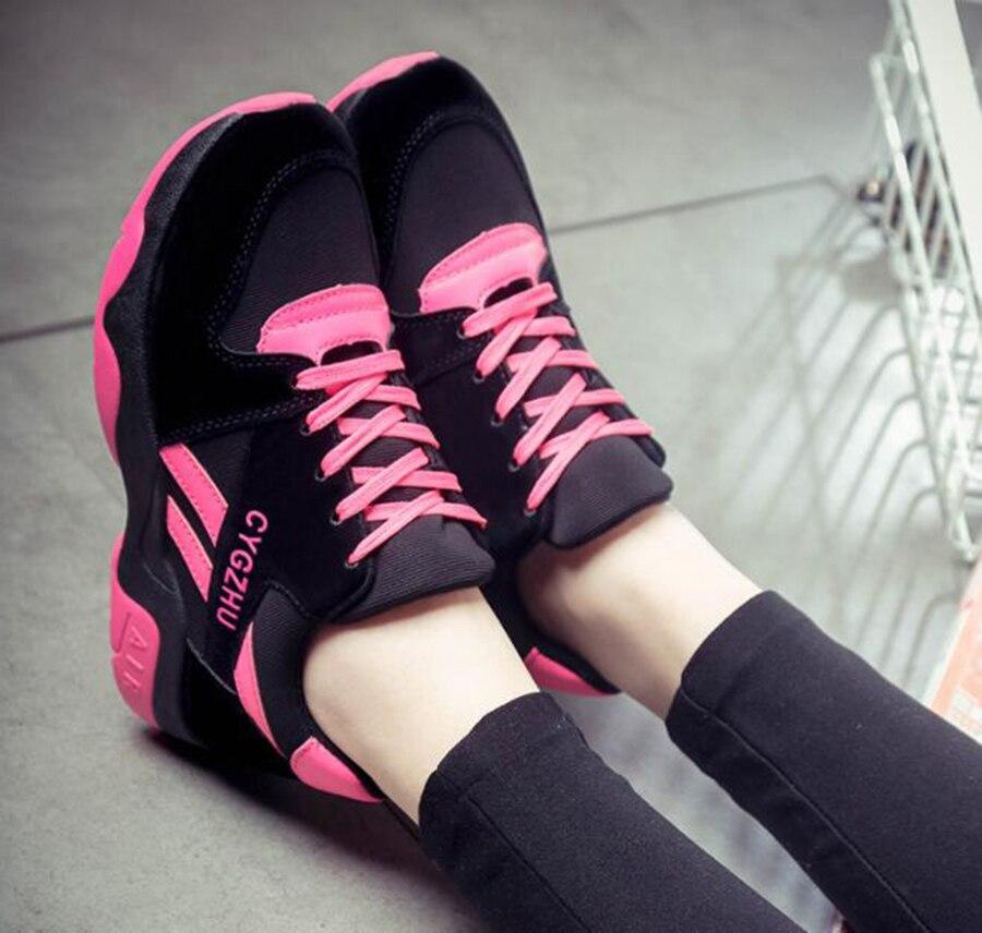 Automne red Nouvelle Sneaker Tendance Résistant Et De Femmes Black Mode chaussures À Chaussures Haute Printemps Semelles Casual Offre purple L'usure Spéciale Fq5xgwgR