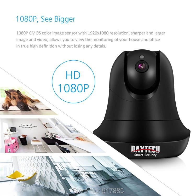 HD-1080P Camera IP