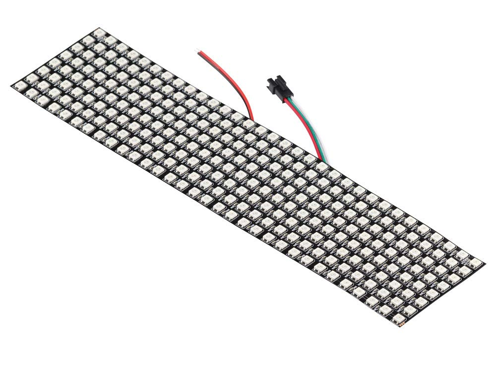 All kinds of cheap motor 8x32 led matrix in All B