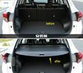Высокое Качество! 1 Шт. Для Hyundai Tucson 2016 Выдвижной Багажник Грузовое Покрытие Полка Тени Занавес Безопасности