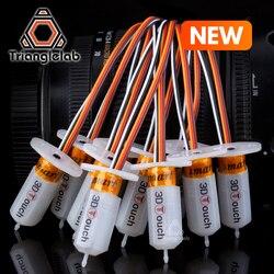 Trianglelab a 2019 3d sensor de toque frete grátis cama automática sensor nivelamento bl sensor de toque automático para anet a8 tevo reprap mk8 i3