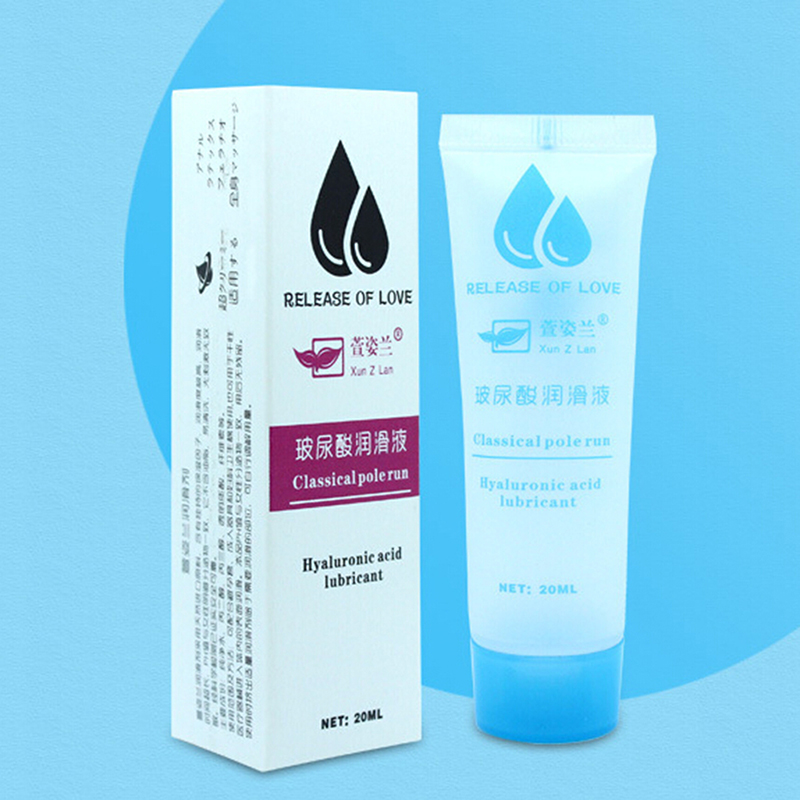 20ml SPA Body Massage Oil Sex Lube Oral Vaginal Gel Personal Water-Based Anal Sex Lubricant Masturbation Grease