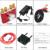 2017 Nova Marca Red 30 W * 2 Mini Receptor de Áudio Estéreo Bluetooth Fone De Ouvido de Alta Fidelidade do Amplificador DIY F900 GRÁTIS SHIPPING-10000693R