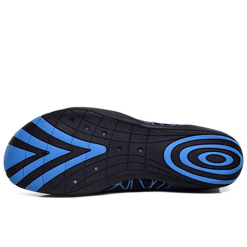 Dr. kartal Aqua erkekler kadınlar su ayakkabısı ayakkabı plaj sahil spor yoga dalış çabuk kuruyan ayakkabı yazlık terlik yüzme