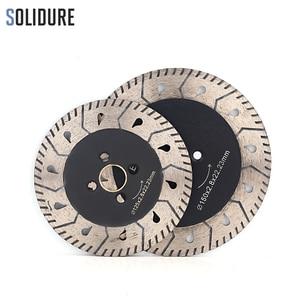 Алмазные шлифовальные и режущие лезвия, инструмент для резки турбо-сегментированного камня для гранитного песчаника 125 мм или 150 мм