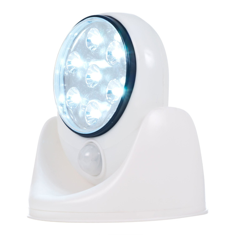 2setlot light angel battery operated cordless 7white led motion 2setlot light angel battery operated cordless 7white led motion sensor activated led light swivel stick up indooroutdoor led in night lights from lights aloadofball Image collections