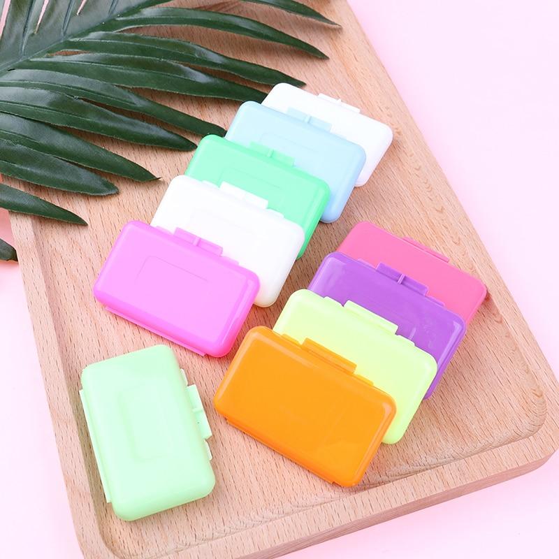10 Packs Dental Orthodontics Ortho Wax Mint Mix Scent For Braces Bracket Gum IrritationTeeth Whitening Oral Hygiene Tool