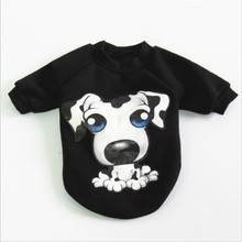 Warm Puppy Coat Soft Cartoon Pet Dog Clothes For Small Dogs Cute dog life jacket Clothing chihuahua puppy coat