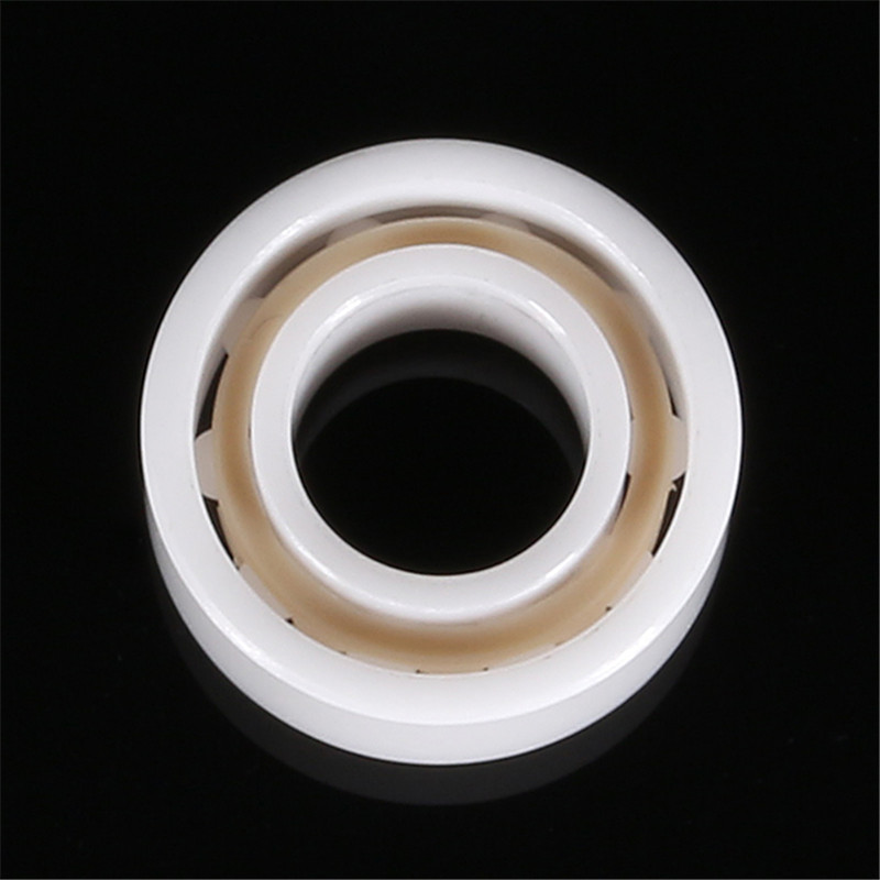 цены 1pc High Quality R188 6.35x12.7x4.762mm Zirconia Ceramic Bearing For Fidget Hand Spinner