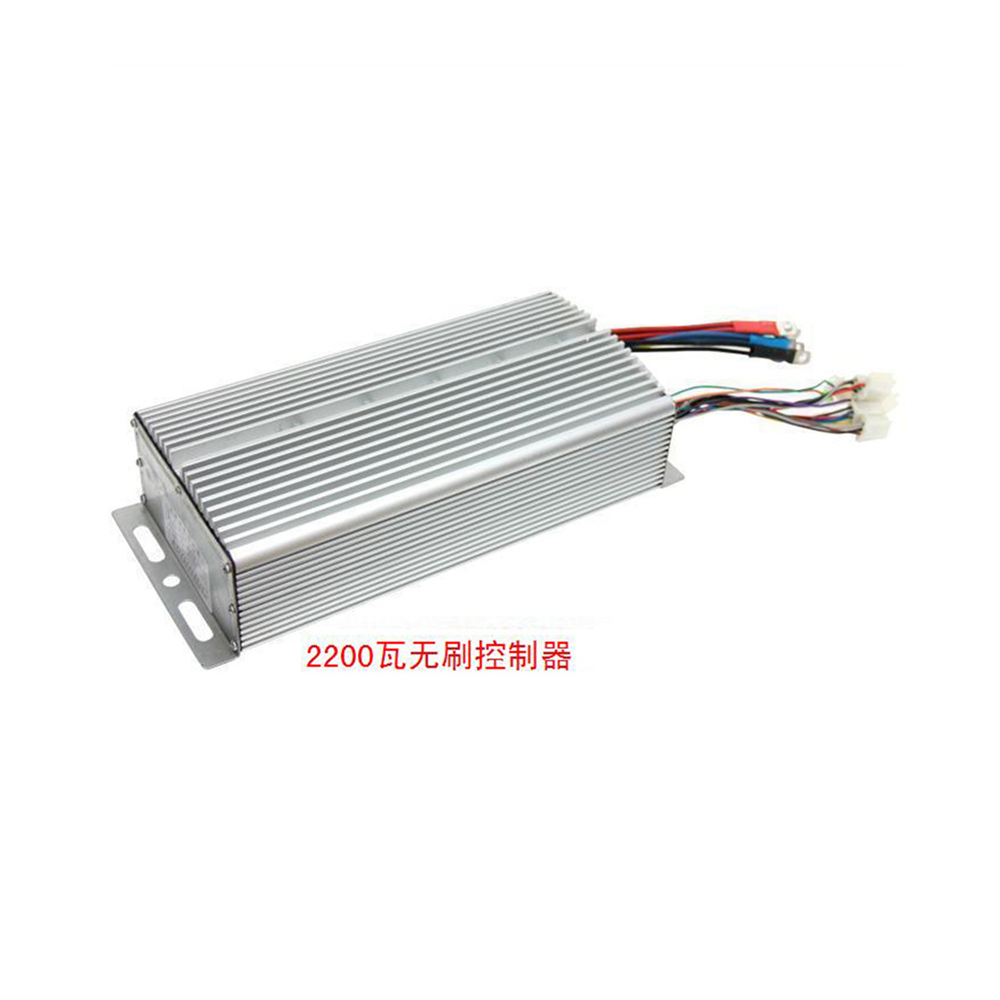 2200W 60V DC MOFSET Brushless Controller, E-bike / E-scooter / Electric Bicycle Speed Controller (simple) Best Promotion fast shipping 1000w 60v dc 24 mofset brushless motor controller e bike electric bicycle speed control