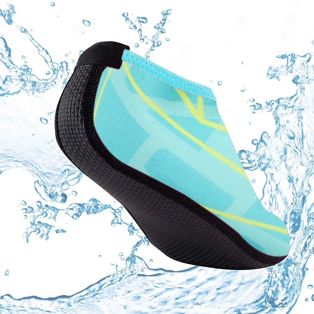 New Men Women Water Skin Shoes Aqua Socks Neoprene Diving Socks Wetsuit Prevent Scratch Non-slip Swim Beach Shoes LMH66