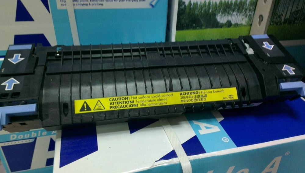 RM1-2665 USED for HP CLJ 3600/3800/CP3505 FUSER ASSY 110V TESTED WORKING