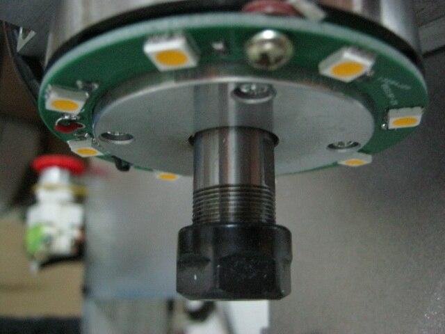 Machine de gravure CNC bricolage 3040 petit ensemble complet de cadre en aluminium PCB modèle charpentier bureau - 2