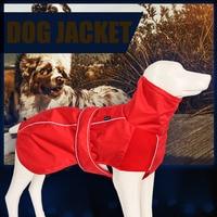 Pet Dog Jacket Large Dog Clothes For French Bulldog Winter Pet Clothes Coat Ropa Perro Golden Retriever Labrador Dog Clothing