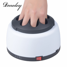 110 240v Harmless Electric Steam Nail Polish Remover Machine Gel Cleaner 5 Fingers Fast
