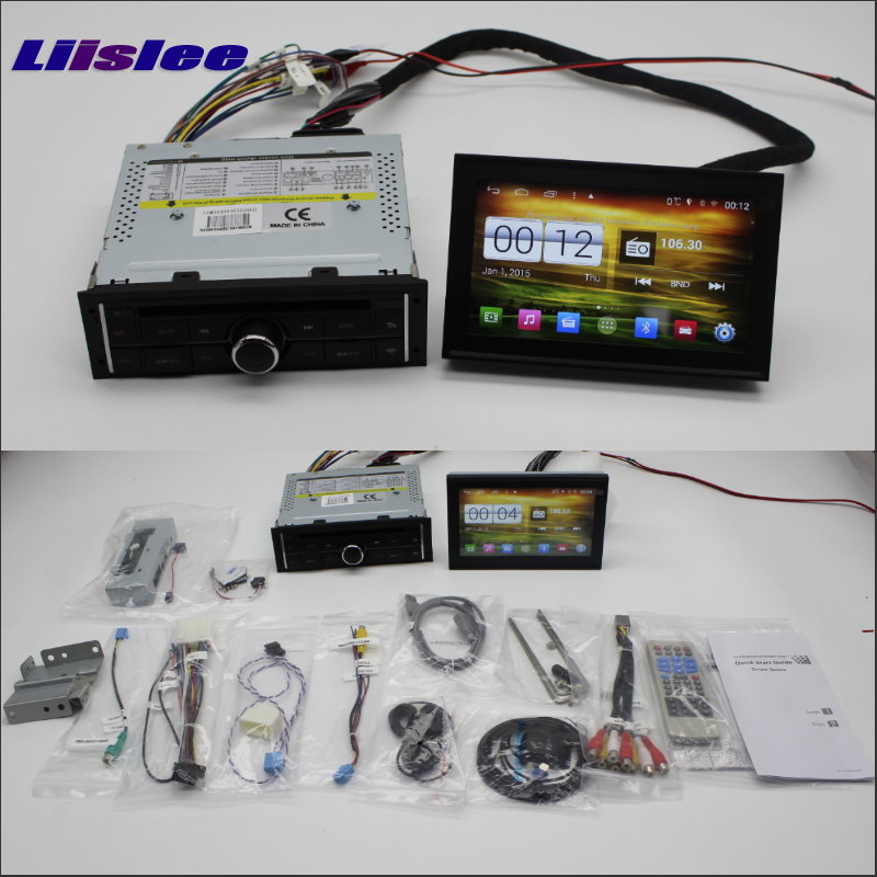 For 2008 2013 Mitsubishi L200 Car GPS Navigation System Radio TV DVD BT 3G WIFI HD