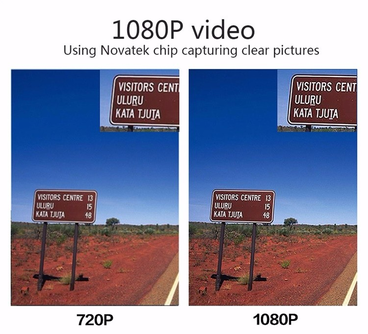 FHD 1080P car camera 4.3-inch Mirror Rearview screen dual lens Car DVR Night Vision rearview mirror auto dvrs Stop Recording 8