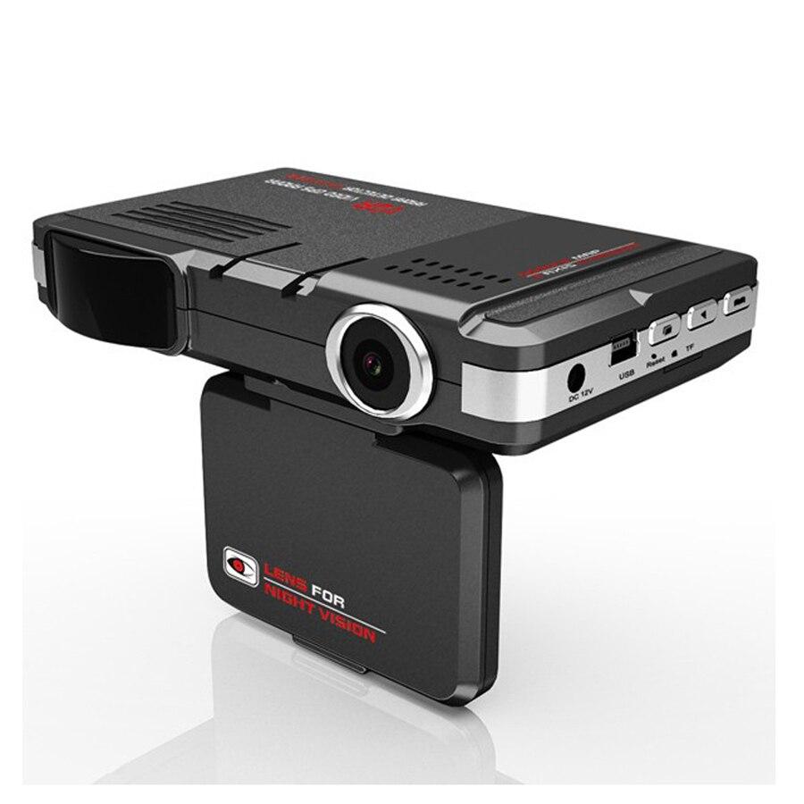 """imágenes para (Lengua rusa) 3 EN 1 Cámara Del DVR Del Coche Detector de Radar STR8500 Incorporado Maderero de los GPS 2.0 """"LCD HD 720 P 140 Gran Angular Grabadora de vídeo"""