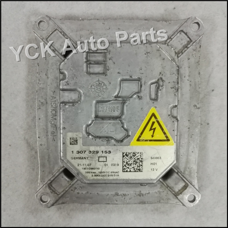 1PC Original HID Xenon headlight D1S AFS Ballast 130732915301 1307329153 (Genuine and Used) 1pc original afs leistungs module 3td941329 3td 941 329 genuine and used