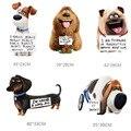 Тайная жизнь домашних животных Подушка плюшевые игрушки 2016 Новый фильм макс гиджет герцог снежный шар Озона Кролик гигантские плюшевые игрушки собаки для детей