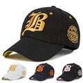 Hot sell  2015 fashion spring outdoor sport baseball cap Golf Hat 4 colors cotton motorcycle cap  men women Snapback hat  gorra