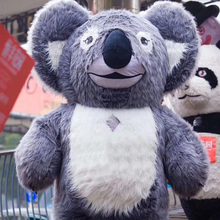 ours ours el KoalaBaby inflatable ours Polaire costume mascot 3M fantaisies hommes adult Polaire colth cosplay   koala mascot costume